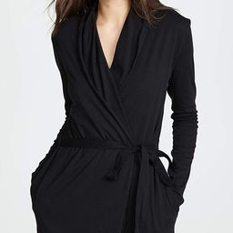 Skin Women's Wrap Robe   Amazon (US)