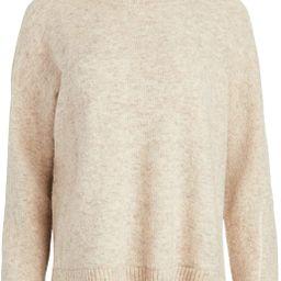 Club Monaco Women's Oversized Turtleneck Sweater   Amazon (US)