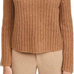 Vince Women's Marled Raglan Pullover   Amazon (US)