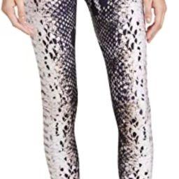 Terez Women's Super High Band Leggings | Amazon (US)