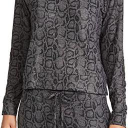 Beyond Yoga Women's Cobra Printed Raglan Pullover   Amazon (US)