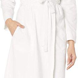 Skin Women's Micro French Terry Robe   Amazon (US)