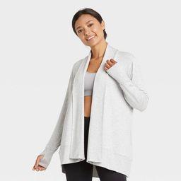 Women's Cozy Lightweight Fleece Cardigan - All in Motion™   Target