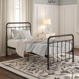 Better Homes & Gardens Kelsey Metal Platform Bed, Multiple Sizes, Multiple Colors   Walmart (US)