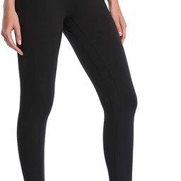 YUNOGA Women's Ultra Soft High Waisted Seamless Leggings Tummy Control Yoga Pants | Amazon (US)