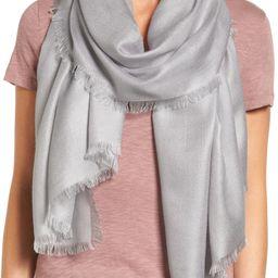 Cashmere & Silk Wrap | Nordstrom