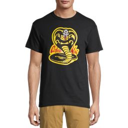 Cobra Kai Men's Short Sleeve T-Shirt | Walmart (US)