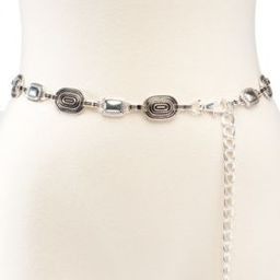 New Directions Women's Ribbed Edge Chain Belt - | Belk