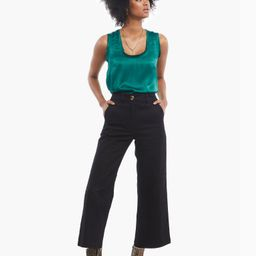 Aarti Wide Leg Crop   Live Fashionable