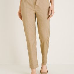 Belted Utility Ankle Pants   Chico's