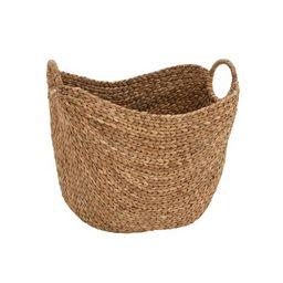 Wicker Basket Color: Brown | Wayfair North America