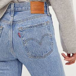 Levi's Wedgie Straight Jeans   Free People (US)