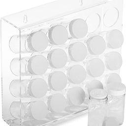Prodyne A-845 Spice Rack, 20 Bottle, White | Amazon (US)