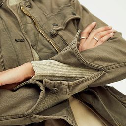 Not Your Brother's Surplus Jacket | Free People (US)