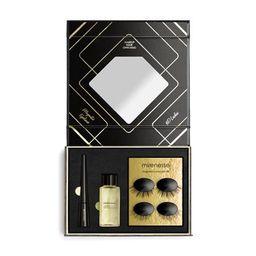Mirenesse - Magnomatic Magnetic Eyeliner + Reusable Magnetic Lashes Day + Night Kit, Dramatic Marily   Walmart (US)