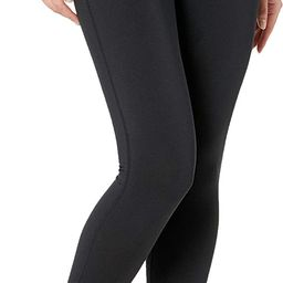 BALEAF Women's Fleece Lined Winter Leggings High Waisted Thermal Warm Yoga Pants with Pockets | Amazon (US)