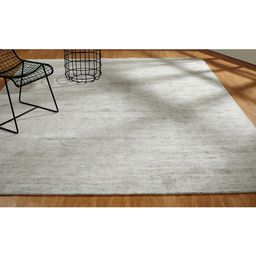 "Aero Moonglow Handmade Area Rug (Moonglow 7'6"" x 9'6"") | Overstock"