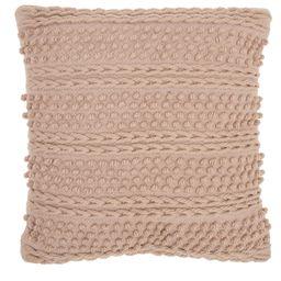 "Nourison Life Styles Blush Decorative Throw Pillow , 18""X18""   Walmart (US)"