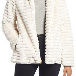 Faux Fur Hooded Jacket | Nordstrom
