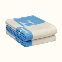 Coobal Fleece Blanket Knitted Large Super Soft Flying Thread Throw Wool Blanket Soft Plush Blanke... | Amazon (US)