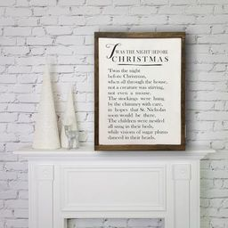 Twas The Night Before Christmas  Holiday  Christmas Quotes    Etsy   Etsy (US)