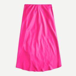 Pull-on slip skirt | J.Crew US