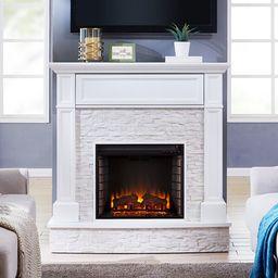 Jacksdale Electric Fireplace   Wayfair North America
