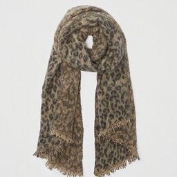 AE Leopard Blanket Scarf   American Eagle Outfitters (US & CA)