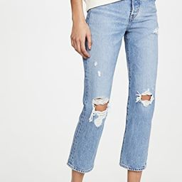 Wedgie Straight Jeans   Shopbop