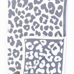 Keep You Warm Blanket Grey Animal Print SALE | The Pink Lily Boutique