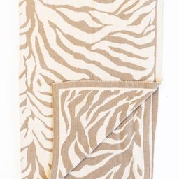 Keep You Warm Animal Print Tan Blanket SALE | The Pink Lily Boutique