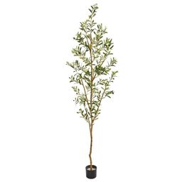 """82"""" Olive Artificial Tree 