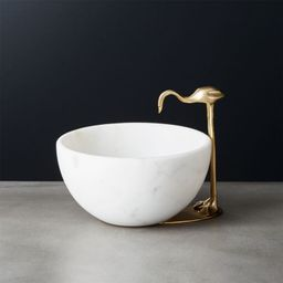 Miles Marble BowlChange Zip Code: SubmitClose$34.95(4.6)  out of 5 stars27 ReviewsSKU: 499166 | CB2