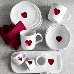 Valentine's Day Dinnerware Collection | Williams-Sonoma