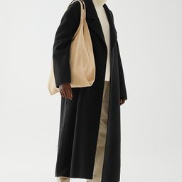 WOOL MIX RELAXED BELTED COAT | COS (Global)