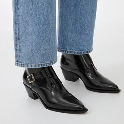 Monk-Strap Ankle Boots | ARKET