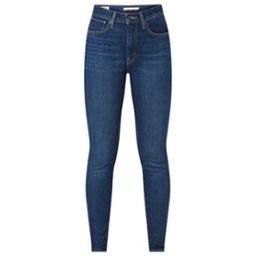 Mile high super skinny fit jeans met donkere wassing   De Bijenkorf (NL)