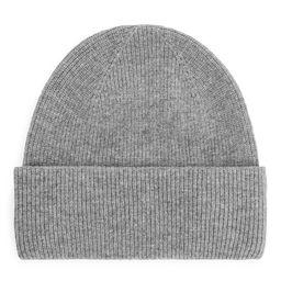 Fold Up Wool Beanie | ARKET