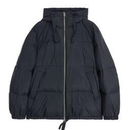 Down Puffer Jacket - Black | ARKET
