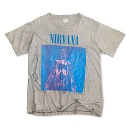 Vintage 1992 Nirvana Sliver T-Shirt Rare Size XL  | Etsy | Etsy (UK)