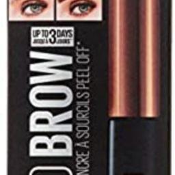 Maybelline New York Brow Tattoo Longlasting Tint Medium Brown 4.9ml   Amazon (US)