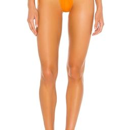 superdown Liv Bikini Bottom in Orange from Revolve.com | Revolve Clothing (Global)