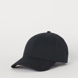 Cotton Twill Cap   H&M (US)