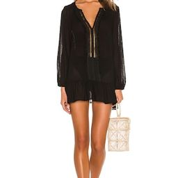 eberjey Summer Of Love Elba Dress in Black from Revolve.com | Revolve Clothing (Global)