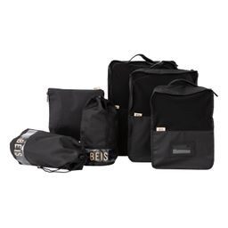 Beis The Packing Cubes - Black (Nordstrom Exclusive)   Nordstrom