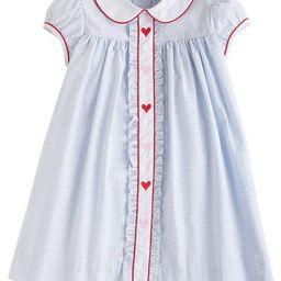 Hearts Ruffled Sally Dress   Little English