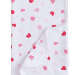 Printed Blanket - Hearts | Little English