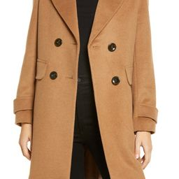 Double Breasted Coat | Nordstrom