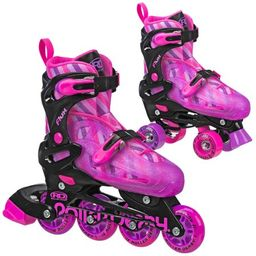 Roller Derby FLUX GIRLS INLINE/ROLLER COMBO SKATE | Walmart (US)