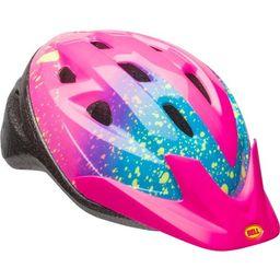 Bell Rally Girls Bike Helmet, Pink Splatter, Child 5+ (52-56cm) | Walmart (US)